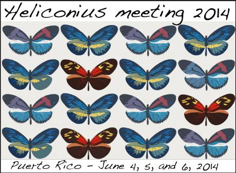 Registration for Heliconius meeting 2014